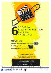 6. Kısa Film Festivali Tasarım Yarışması