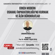 Erken Modern Osmanlı İmparatorluğunu Kurmak ve Alim Bürokratlar