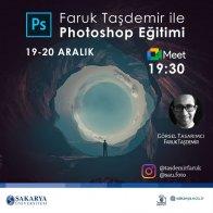Faruk Taşdemir ile Photoshop Eğitimi
