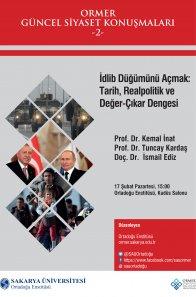 İdlib Düğümünü Açmak: Tarih,Realpolitik ve Değer Çıkar Dengesi