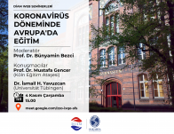 Korona Virüs Döneminde Avrupa'da Eğitim