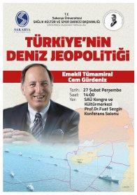 Türkiye'nin Deniz Jeopolitiği