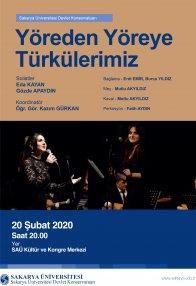 Yöreden Yöreye Türkülerimiz